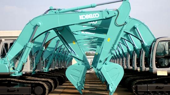 Provide Genuine New Holland KOBELCO Excavator Spare Parts Japan