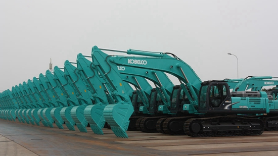 Provide Genuine New Holland KOBELCO Excavator Spare Parts Japan