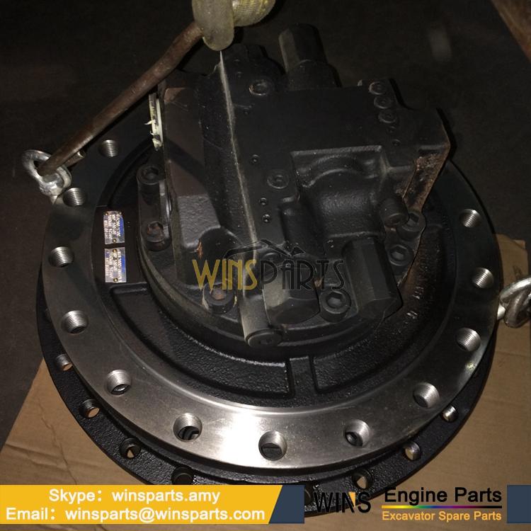 LC15V00023F1 LC15V00005F4 Kobelco SK295-8 SK295-9 Nabtesco Final Drive  Travel Motor
