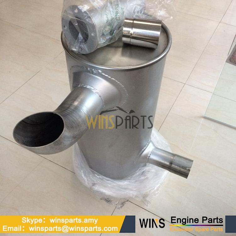 Japan Original Genuine Komatsu Excavator Engine Spare Parts China