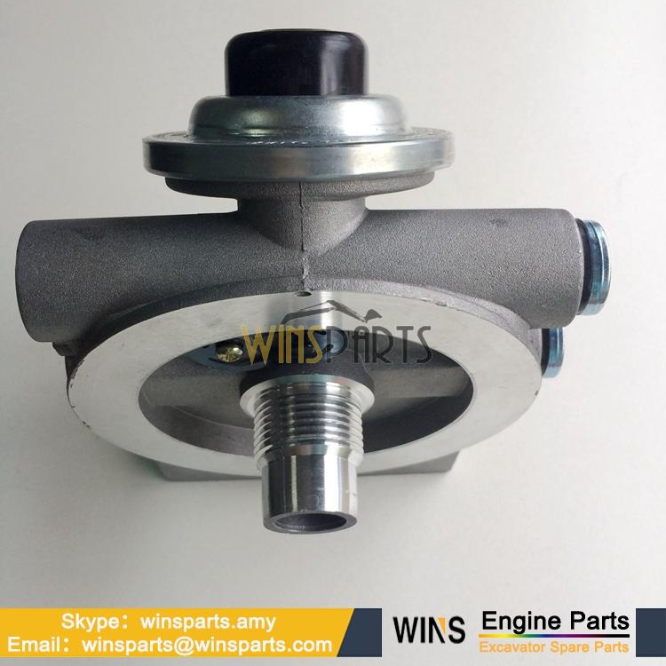 vhs233041440a new holland kobelco sk-8 mark 8 body sub assy fuel filter  filter head excavator  excavator parts